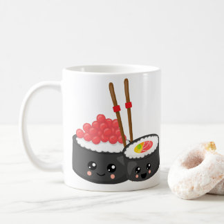 Kawaii I Love Sushi Mug