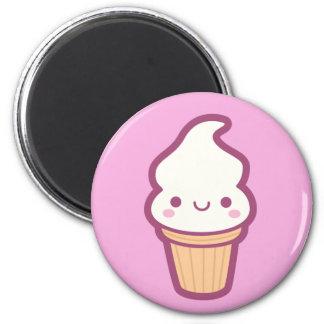 Kawaii Ice Cream Magnet