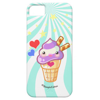 Kawaii Ice Cream Phone Case iPhone 5 Case