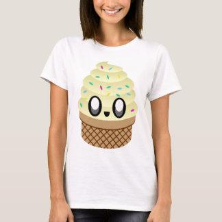 KAWAII ICE CREAM VANILLA CONE T-Shirt