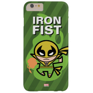 Kawaii Iron Fist Chi Manipulation Barely There iPhone 6 Plus Case