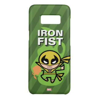 Kawaii Iron Fist Chi Manipulation Case-Mate Samsung Galaxy S8 Case