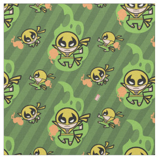 Kawaii Iron Fist Chi Manipulation Fabric