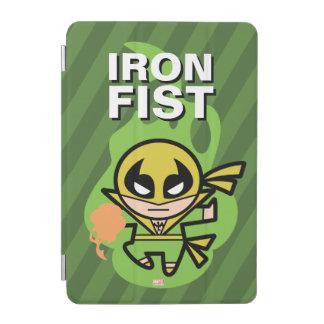 Kawaii Iron Fist Chi Manipulation iPad Mini Cover