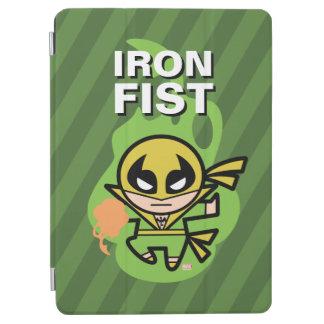 Kawaii Iron Fist Chi Manipulation iPad Pro Cover