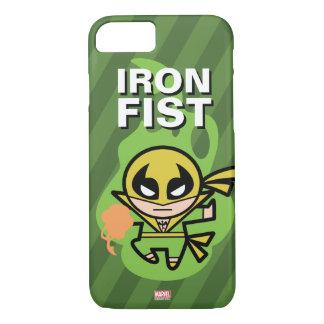 Kawaii Iron Fist Chi Manipulation iPhone 8/7 Case