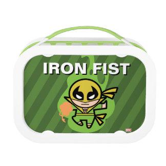 Kawaii Iron Fist Chi Manipulation Lunch Box