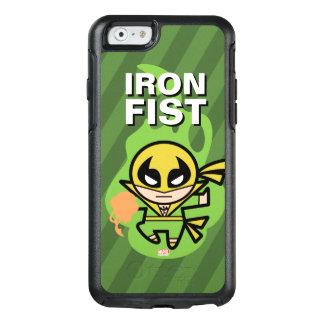Kawaii Iron Fist Chi Manipulation OtterBox iPhone 6/6s Case