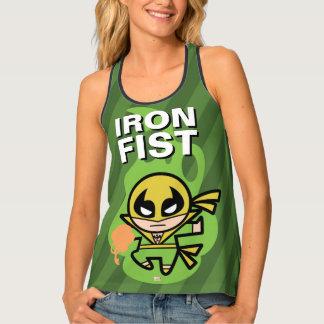 Kawaii Iron Fist Chi Manipulation Singlet