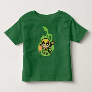 Kawaii Iron Fist Chi Manipulation Toddler T-Shirt