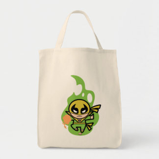 Kawaii Iron Fist Chi Manipulation Tote Bag