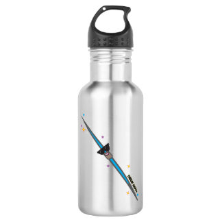 Kawaii Javelin Thrower Water Bottle Gift