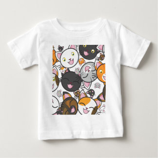Kawaii Kitties Baby Shirt and Bodysuit