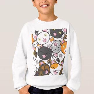 Kawaii Kitties Kid's Shirt/Sweatshirt Sweatshirt