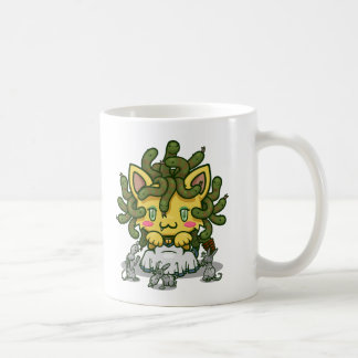 Kawaii Kitty (Medusa) Coffee Mug