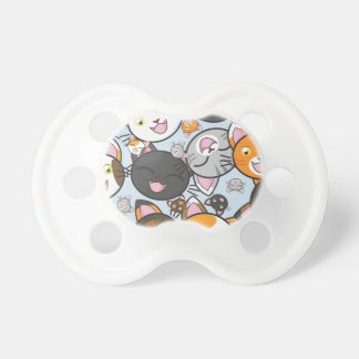 Kawaii Kitty Pacifier