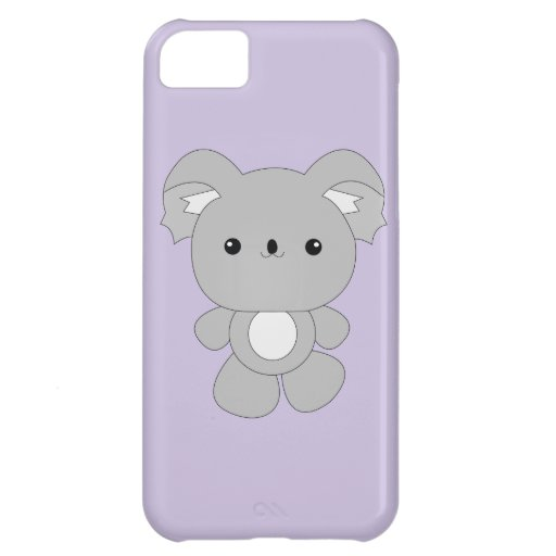 Kawaii Koala iPhone Case Cover For iPhone 5C