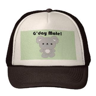 Kawaii Koala trucker hat