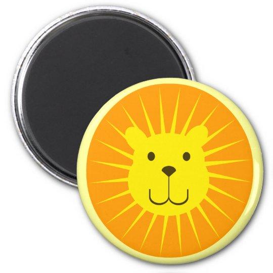KAWAII LION SUNSHINE SWEETY MAGNET