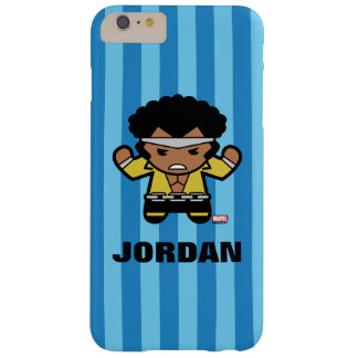 Kawaii Luke Cage Flexing Barely There iPhone 6 Plus Case