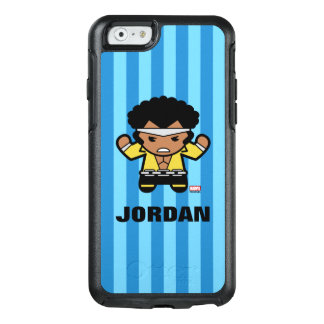 Kawaii Luke Cage Flexing OtterBox iPhone 6/6s Case