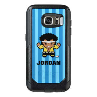 Kawaii Luke Cage Flexing OtterBox Samsung Galaxy S7 Case