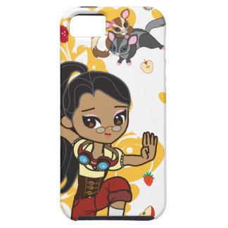 Kawaii Madison the Steampunk Chibi iPhone 5 Case