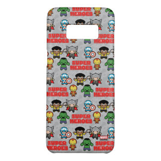 Kawaii Marvel Super Heroes Case-Mate Samsung Galaxy S8 Case