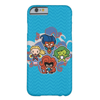 Kawaii Marvel Super Heroines Barely There iPhone 6 Case
