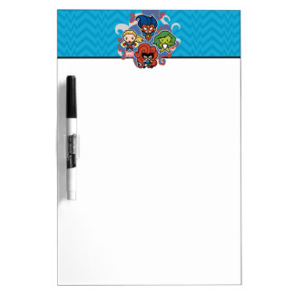 Kawaii Marvel Super Heroines Dry Erase Board