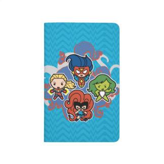 Kawaii Marvel Super Heroines Journal