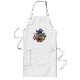 Kawaii Marvel Super Heroines Long Apron