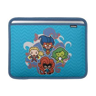 Kawaii Marvel Super Heroines MacBook Sleeve