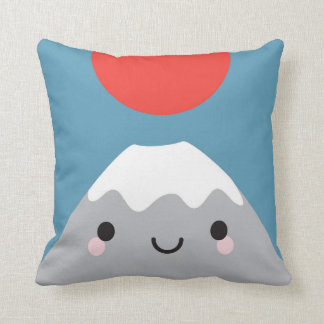 Kawaii Mt Fuji San Cushions
