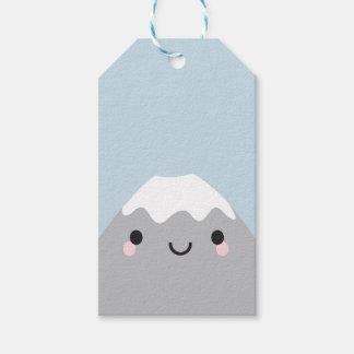 Kawaii Mt Fuji San Pack Of Gift Tags