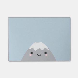 Kawaii Mt Fuji San Post-It Notes