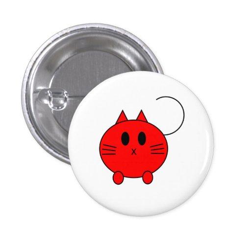Kawaii Neko Linux Cat Button