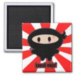 Kawaii Ninja Magnet