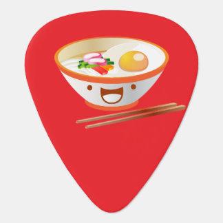 Kawaii Noodles Guitar Pick