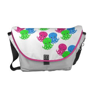 Kawaii Octopus bag Courier Bag