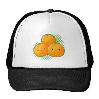 Kawaii Oranges Cap