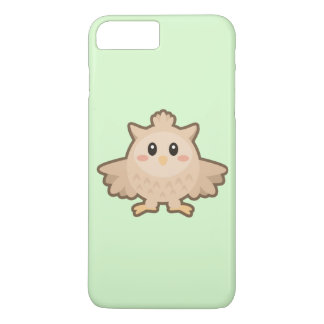 Kawaii Owl iPhone 7 Plus Case