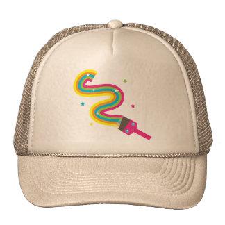 Kawaii Paint Brush Hat