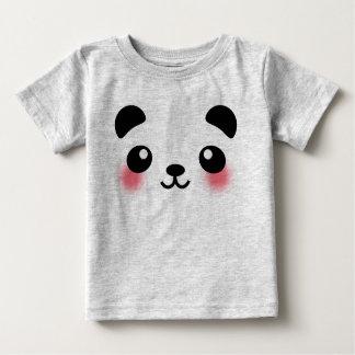 Kawaii Panda Face Baby T-Shirt