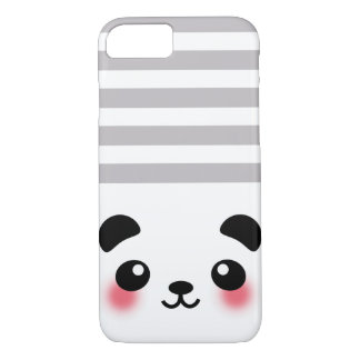 Kawaii Panda Face iPhone 8/7 Case