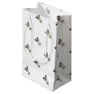 Kawaii Panda Girl Small Gift Bag