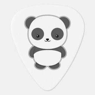 Kawaii Panda Guitar Pick