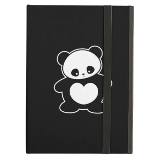 Kawaii panda iPad air covers