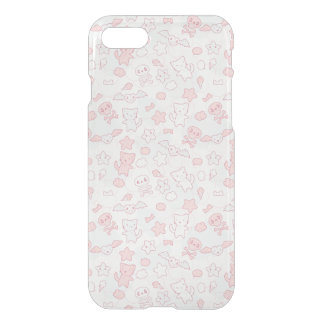 kawaii pattern with doodle iPhone 7 case