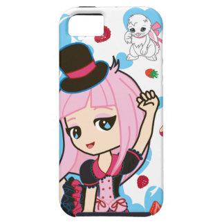 Kawaii Penelope the Gothic Lolita Chibi iPhone 5 iPhone 5 Covers